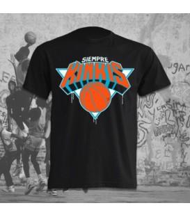 Camiseta Siempre Kinkis - Madriz Warriors