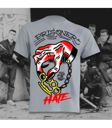 Camiseta Prisoner Of Hate - Madriz Warriors