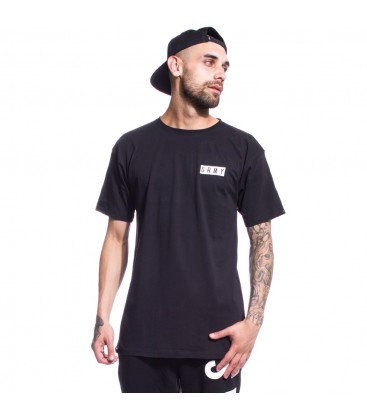 CAMISETA GRIMEY OVERCOME GRAVITY FW17 BLACK - GRIMEY