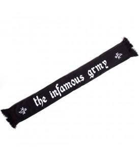 BUFANDA GRIMEY HI-JACK FW17 BLACK - GRIMEY