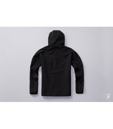 Full Face Softshell Jacket Offensive Black - PG WEAR
