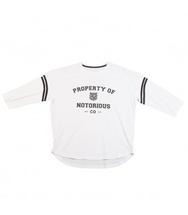 Camiseta chica Property of Notorious - Notorious