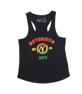 Camiseta Reggae tank top - Notorious