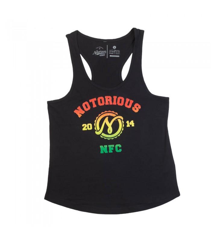 4ecb6970d0 Camiseta Reggae tank top - Notorious