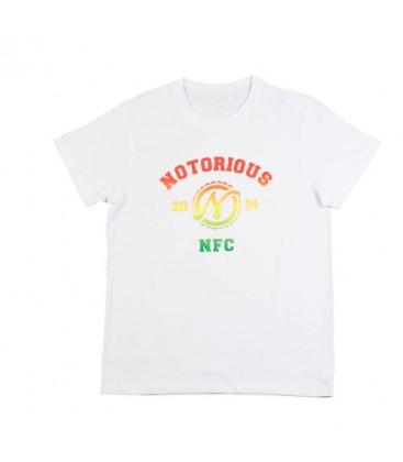 Camiseta Reggae tee - Notorious
