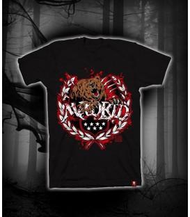 Camiseta Niño Madriz Oso - Bloodsheds
