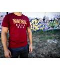 Camiseta Madriz Granate- Bloodsheds