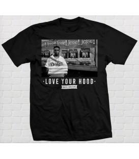 Camiseta Love Your Hood - WE RESIST