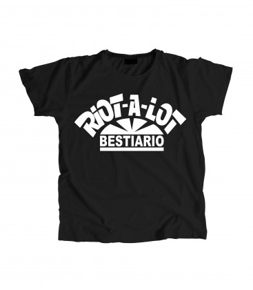 Camiseta Chica Riot A Lot - WE RESIST
