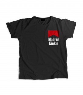 Camiseta Chica Madrid Kinkis - WE RESIST