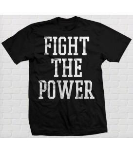Camiseta Fight The Power - WE RESIST