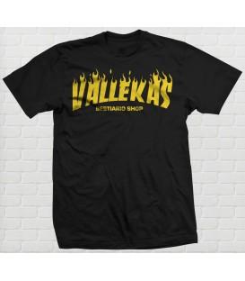 Camiseta Vallekas Bestiario - WE RESIST