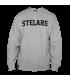 Sudadera Basic Sweatshirt Grey - Stelars
