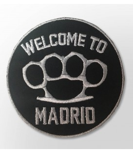 Parche Welcome to Madrid - Bloodsheds