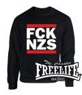 Sudadera FCK NZS - FREELIFE