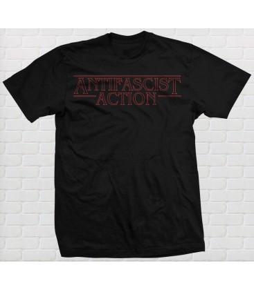 Camiseta Antifascist Action - FREELIFE & BESTIARIO