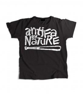 Camiseta Chica Antifa By Nature - FREELIFE & BESTIARIO