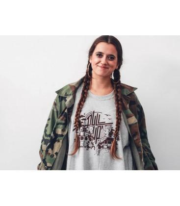 Camiseta Logo - PULL UP WEAR