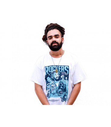 Camiseta Rockers - PULL UP WEAR