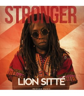 Lion Sitte - Stronger - CD