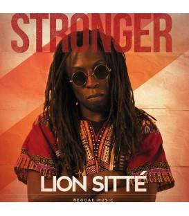 Lion Sitte - Stronger - CD