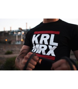 Camiseta Krl Mrx - THE CASSIUS CLAYERS
