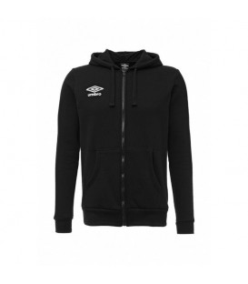 HOODED FULL ZIP JACKET - UMBRO