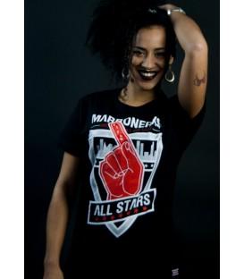 Camiseta All Stars - Marronerxs