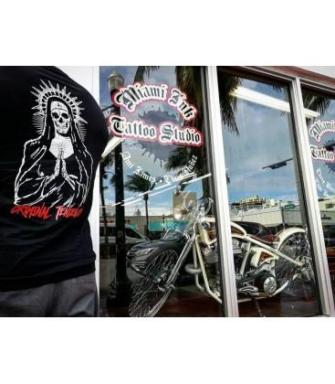 Camiseta Monja Chico - Bloodsheds