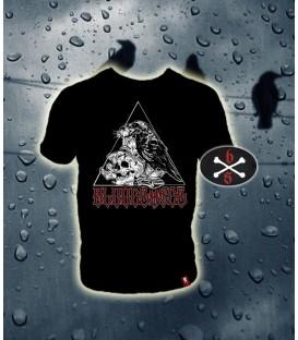 Camiseta Cuervo - Bloodsheds