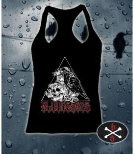 Camiseta Cuervo chica - Bloodsheds