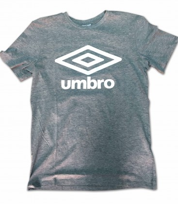 Camisetas Grey Large Logo - UMBRO