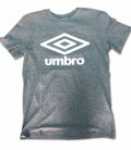 Camisetas Grey Large Logo - UMBRO