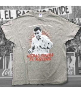 Camiseta Ultras Contra El Racismo- Bukaneros