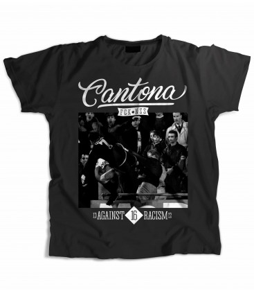 Camiseta Chica Cantona - WE RESIST
