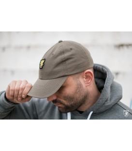 Baseball Cap Basic Logo Olive - PgWear