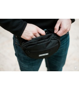 Belt Bag Tifo Black - PgWear