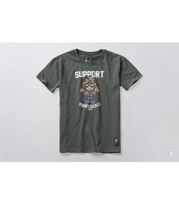 Camiseta Support Your Locals - PG WEAR