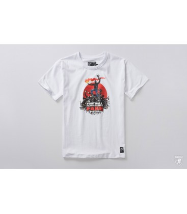 Camiseta Fake Media White - PG WEAR