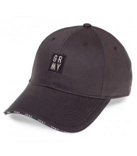 GORRA GRIMEY ASHE CURVED VISOR CAP SS18 BLACK - GRIMEY