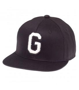 GORRA GRIMEY JADE LOTUS SNAPBACK SS18 BLACK - GRIMEY