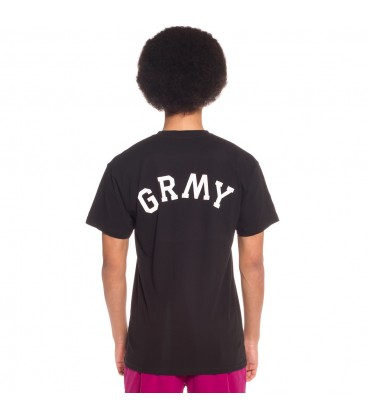 CAMISETA GRIMEY JADE LOTUS SS18 BLACK - GRIMEY