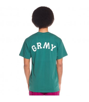 CAMISETA GRIMEY JADE LOTUS SS18 GREEN - GRIMEY