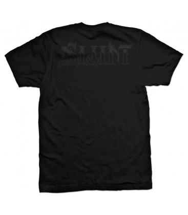 Camiseta In The Belly Of The Beast Black – SlumWear