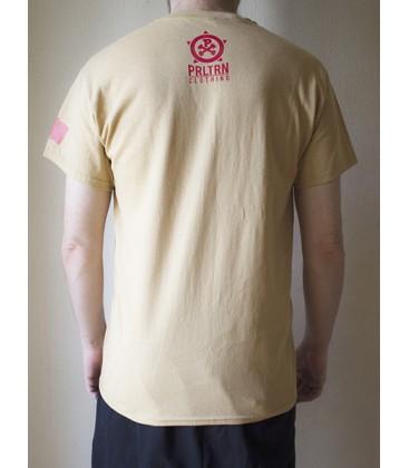 Camiseta Socialist Revolution Mostaza - Proletarian Clothing