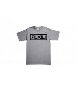 Camiseta Gris - Auxili