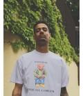 Camiseta High Bear Blanca - MDK