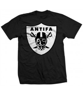 Camiseta Antifa - WE RESIST