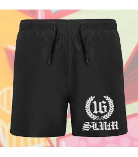 Slum Swimsuit Black - Slum Wear