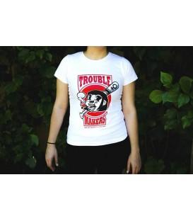 Camiseta 'G R R R L' - THE CASSIUS CLAYERS